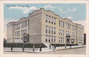 High School Vicksburg Mississippi