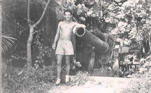 Guam Gun Beach 1950  Gun Beach 1950