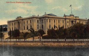 South Africa Durban Law Courts postcard