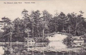 Connecticut Taconic The Channel Lake View Albertype