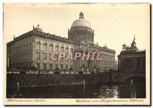 Old Postcard Schlossmuseum Berlin