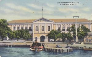 Governments Palace, Curacao, Netherland Antilles, 1930-40s