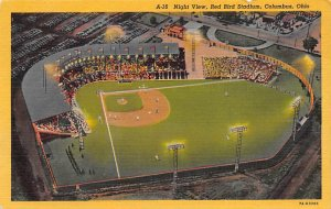 Red Bird Stadium Columbus, Ohio Baseball Stadium Unused