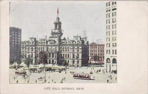 Michigan Detroit City Hall