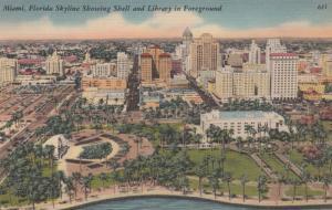 Miami , Florida , 30-40s ; Skyline