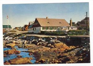 Greenland, 50-60s   The Hans Egede House, Godthab old harbour