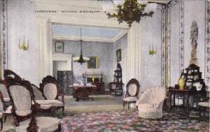 Mississippi Natchez Lansdowne Bult By George M Marshall I In 1852