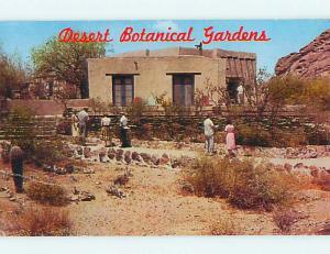 1964 Desert Botanical Garden Phoenix Arizona AZ Q7590