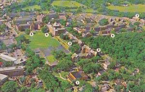 Aerial View Women's Dormitory Area Michigan State University East Lansing Mic...