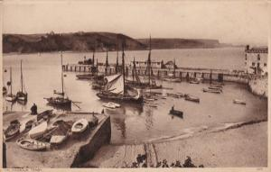 The Harbour, TENBY, Pembrokeshire, South Wales, United Kingdom,10-20s
