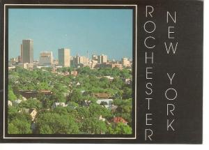 Postal 045700 : Panorama of Rochester