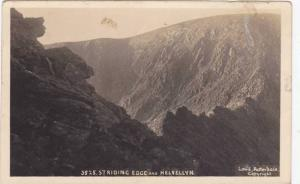 RP; Striding Edge and Helvellyn, Cumbria, England, United Kingdom, 10-20s