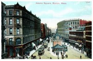 15437  MA Boston  Adams Square