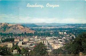 OR, Roseburg, Oregon, Town City View, Colourpicture P13102