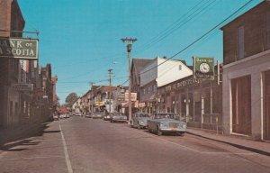 Canada New Brunswick Chatham Water Street 1970 sk3054