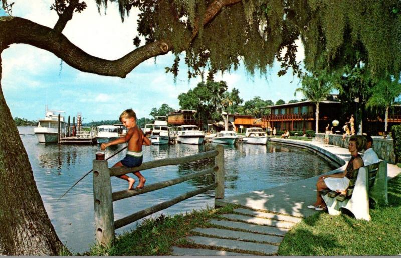 Florida Homosassa Riverside Villas