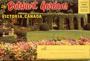Folder - Canada, Victoria British Columbia. Butchart Gardens    18 views + na...