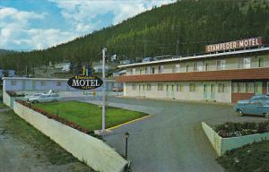 Canada Stampeder Motel Williams Lake British Columbia
