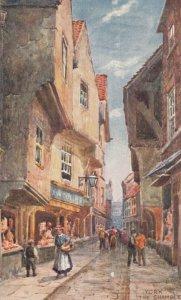 YORK , England , 00-10s ; The Shambles ; TUCK 7787