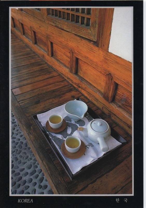 Korea - Tea Room Floor - Seoul