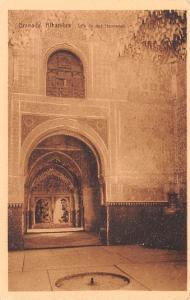 Spain Old Vintage Antique Post Card Sla de dos Hermanas Granada Unused