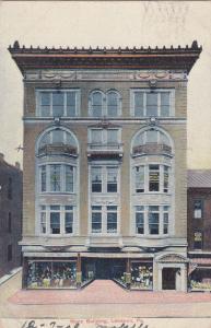 LEBANON , Pennsylvania, PU-1909 ; Mann Building