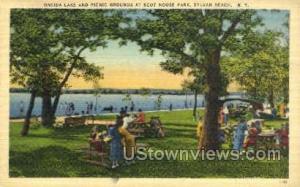 Scot Noose Park Sylvan Beach NY Unused
