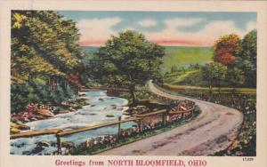 Ohio Greetings From North Bloomfield