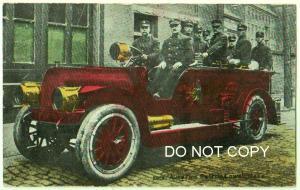 Auto Fire Patrole, Lowell Mass
