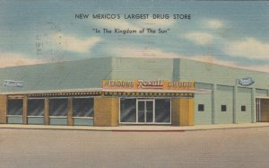 DEMING , New Mexico , 30-40s ; Meadows REXALL Drugstore
