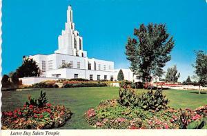 Latter Day Saints Temple - Idaho Falls, Idaho