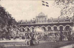 Stockholm. Berns Salonger , Sweden , 00-10s