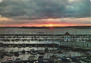 Sweden Goteborg Harbor Scene