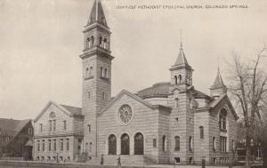 First Methodist Episcopal Church - Colorado Springs CO, Colorado - DB