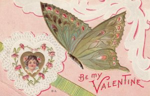 VALENTINE'S DAY Butterfly #2  , 00-10s