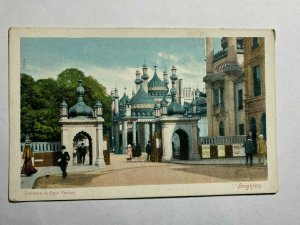 UNUSED VINTAGE POSTCARD - ROYAL PAVILLION   (KK1455)