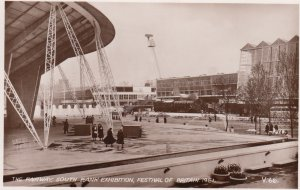 RP: Festival of Britain , 1951 ; South Bank Exhibition, LONDON , England ; Th...