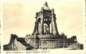 Denkmal Germany 1937