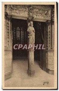 Postcard Old Sainte Chapelle High Gate