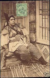 Jewish Woman, Juives Hat Costumes (1910s) JUDAICA