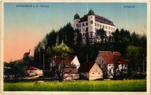CPA AK Muhlheim Schloss GERMANY (939220)
