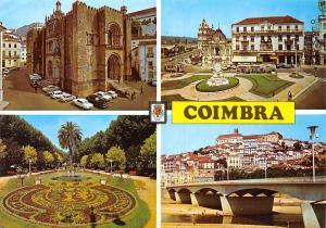Portugal Coimbra Largo da Portagem Sa Velha Parque Municipal