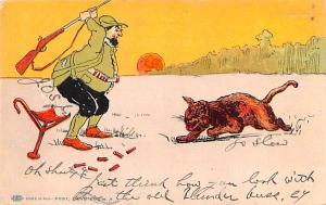 Hunting 1907