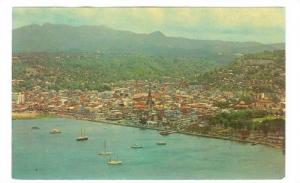 General view of Ide De La Martinique, 40-60s