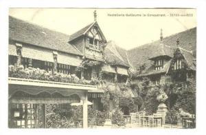 Hostellerie Guillaume-le-Conquerant, Dives-sur-Mer (Calvados), France, 1900-1...