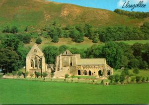Wales Llangollen Vale Crucis Abbey