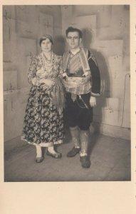 CROATIA, 1910-20s; Dubrovnik, Narodna nosnja