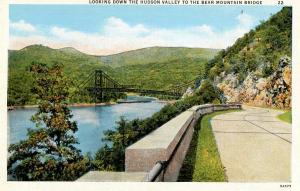 NY - Hudson Valley, Bear Mountain Bridge