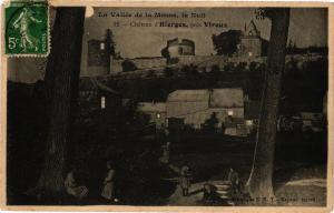 CPA La Vallee de la Meuse, la Nuit - Chateau d'Hierges (135249)