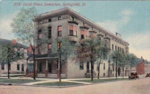 Illinois Springfield David Prince Sanitarium